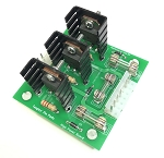High Power Driver Board for The Addams Family - With safety fuses