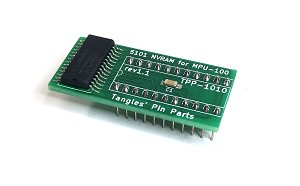 NVRAM for Stern and Bally Pinball Machines - replacing 5101